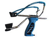 Рогатка спортивная Man-Kung MK-SL06 (регулируемый прицел, кистевой упор)
