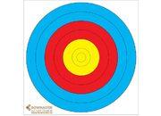 Мишень для стрельбы из лука 45х45 купить в магазине